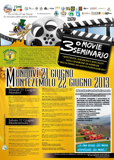 EDIZIONE MOVIE SEMINARIO DI MONTEZEMOLO